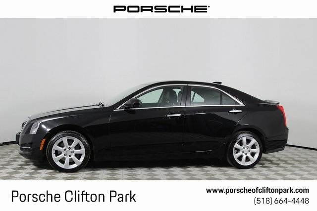 Pre-Owned 2016 Cadillac ATS 2.0L Turbo