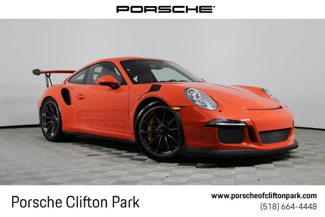 Porsche Certified Pre Owned >> Certified Pre Owned 2016 Porsche 911 Gt3 Rs