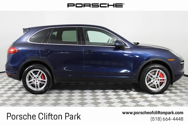 Pre-Owned 2012 Porsche Cayenne Turbo