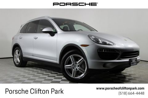 Pre-Owned 2013 Porsche Cayenne S